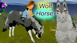 Wolf Horse ! Horse World New Horses ! Honey Hearts C Let