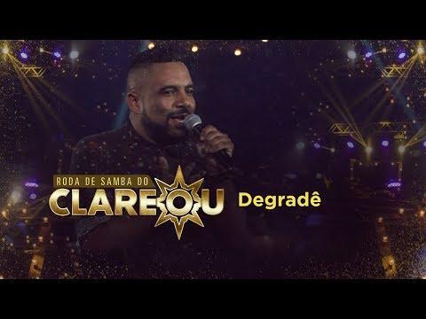 DVD | Roda de Samba do Clareou - Degradê