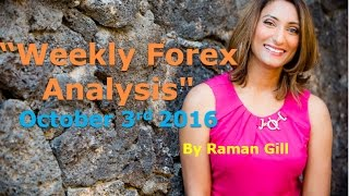 Weekly Forex Market Analysis -  Oct 3 2016
