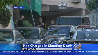 Suspect Arrested In Maintenance Man's Killing During Hollywood Burglary