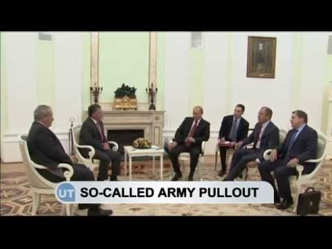 Russia Army Withdrawal from Ukraine Border? Previous Putin pullback claims proved false