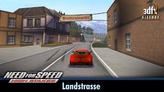 3dfx voodoo 5 6000 agp need for speed high stakes landstrasse gameplay 60fps