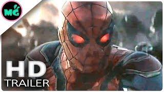 AVENGERS 4 ENDGAME Spider-Man Instant Kill Mode Trailer (2019) NEW Marvel Superhero Movie HD