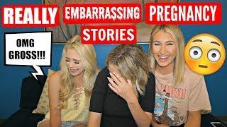 REALLY EMBARRASSING PREGNANCY STORIES (FT. AARYN WILLIAMS & TARA HENDERSON)