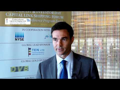 5th Analyst & Investor Capital Link Shipping Forum Interview