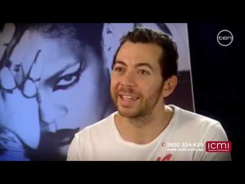 Presenter, Host, MC - James Mathison - Rihanna Talks With James Mathison On The 7PM Project Extended
