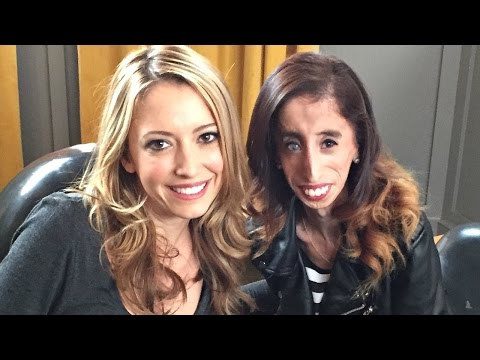 Most Inspirational Woman in the World Talks About The Video That Changed Her Life - Lizzie Velasquez