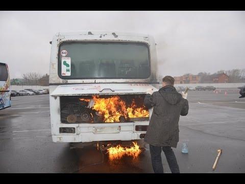 Мир автобусов 2013