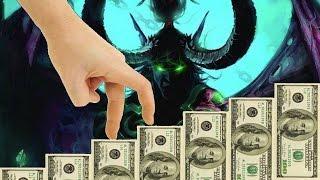TOP 5 Objetos MÁS CAROS de la HISTORIA de World of Warcraft