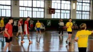 Баскетбол ноябрь 2014