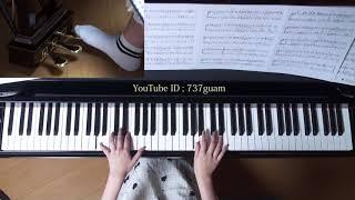 使用楽譜;月刊ピアノ2017年12月号 採譜者: 小島 紀代美 (ぷりんと楽...