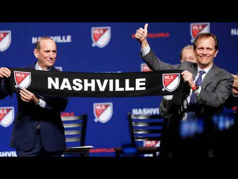 Major League Soccer Nashville granted latest expansion team