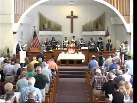 Chapel-By-The-Sea Service 050116