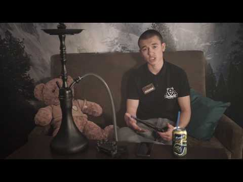 Grizzly Hookah.