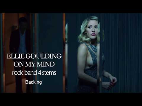 Ellie Goulding - On My Mind (RB4 Stems Snippet) [HD]