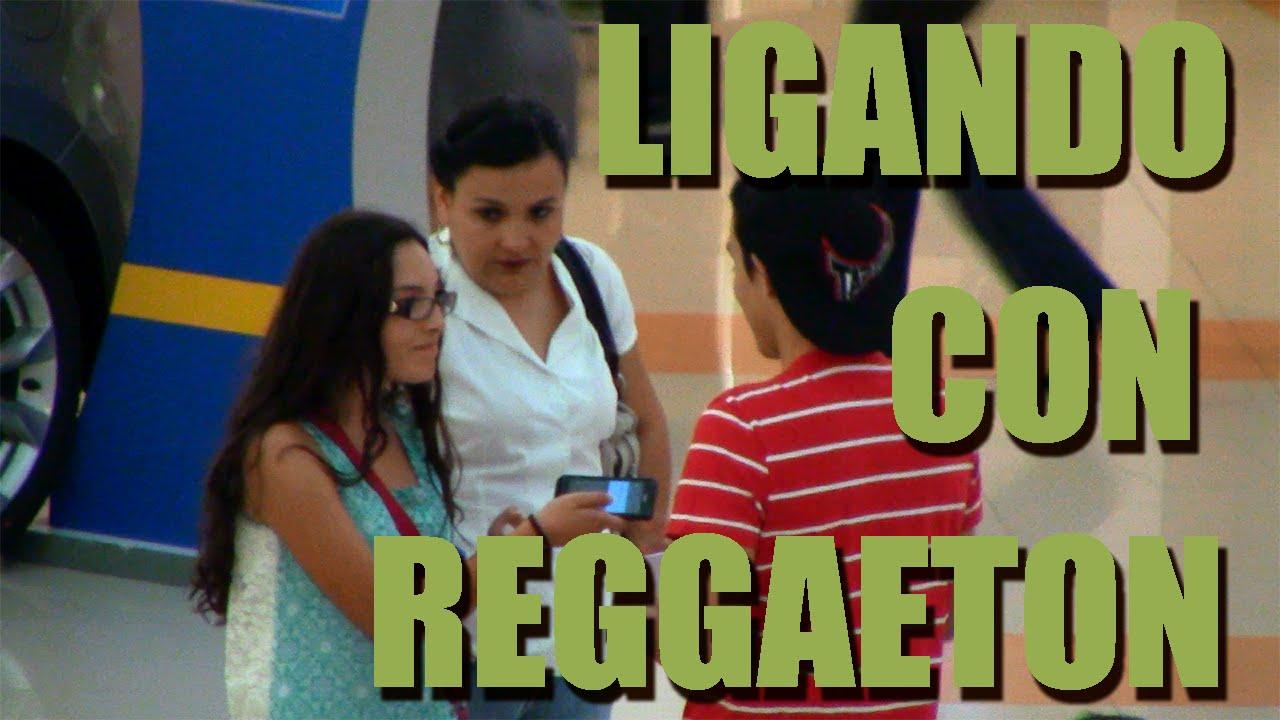 Ligando Con Frases De Reggaeton Frases De Amor Bromas 2014
