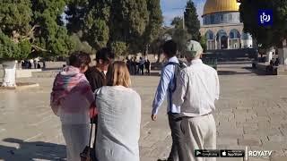 الأردن يحذر من استمرار ممارسات الاحتلال الاستفزازية في القدس (26/8/2019)