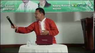Taklim Sehat Penanganan Penyakit Degeneratif oleh dr. Agus Rahmadi