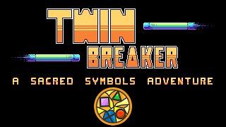 Twin Breaker: A Sacred Symbols Adventure (PS4/Vita) Reveal Trailer