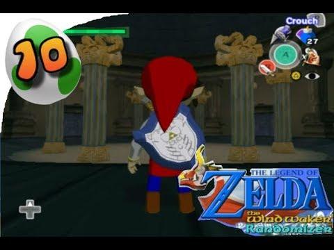 Zelda Wind Waker Randomizer [10]: Top Of The World