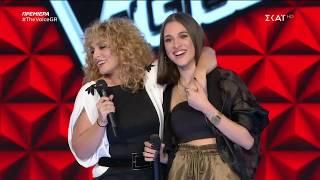 The Voice of Greece 2019   Ντουέτο Ελεωνόρας   27/09/2019