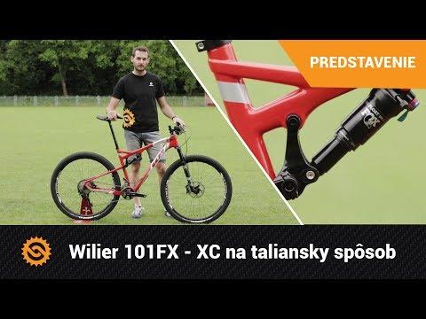 Wilier 101FX - XC full na taliansky spôsob | PREDSTAVENIE - MTBIKER.SK