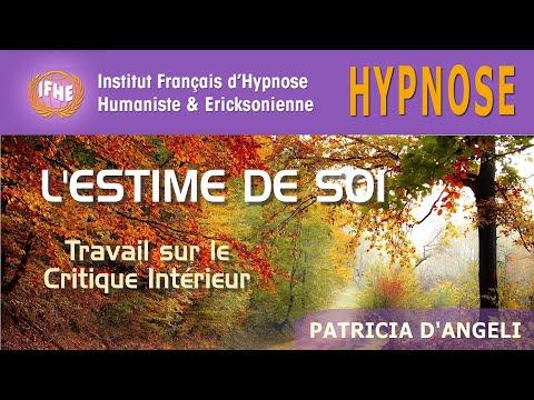 Estime de soi - Séance d'Hypnose par Patricia d'Angeli