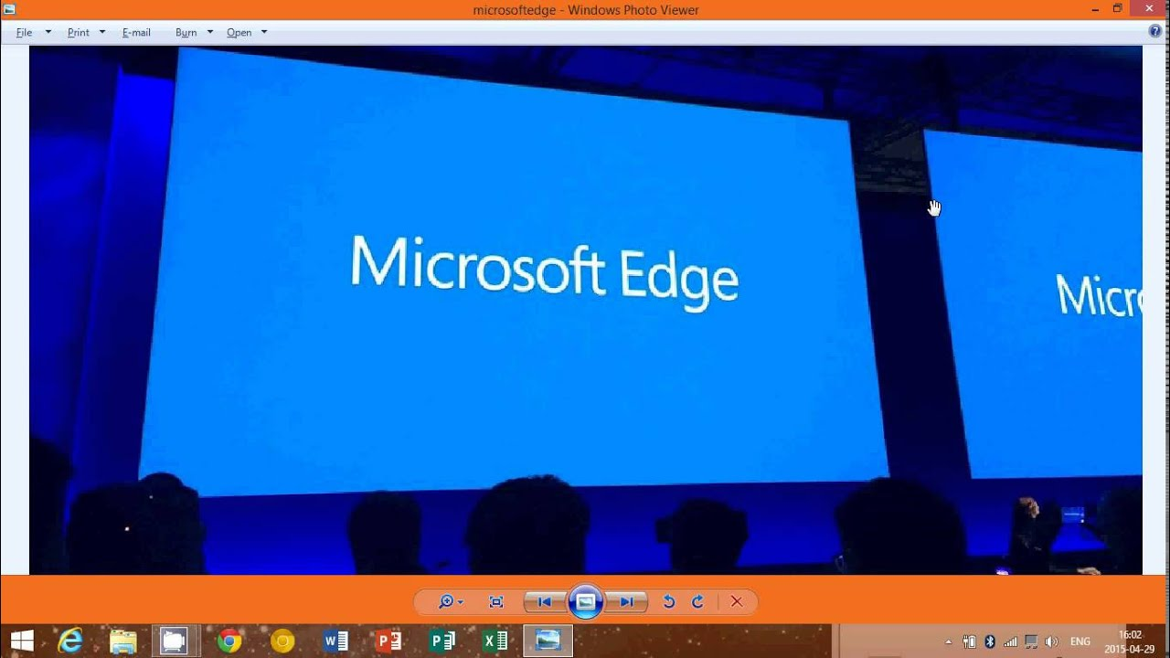 Microsoft edge: hands-on with features you can use today and a.