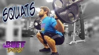 How to Perform the Squat - Proper Squats Form & Technique