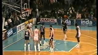 1989 Divarese Varese vs Arimo Fortitudo Bologna r.s.