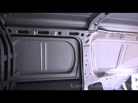 Размеры грузового отсека фольксваген транспортер