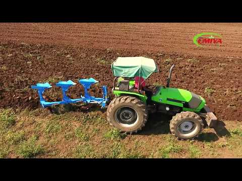 Patel Agro Industries I CORPORATE VIDEO I Hydraulic Reversible Plough Manufacturer