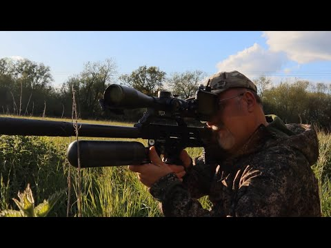 The Airgun Show – day and night rabbit hunting, PLUS the FX Impact M3…