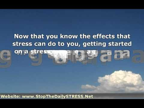 Stress Management For Fighting The Killer Stress