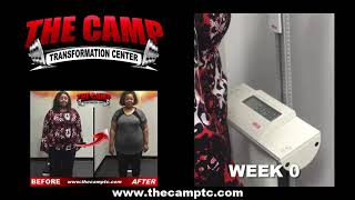 McKinney TX Fitness 6 Week Challenge Results -Thelma