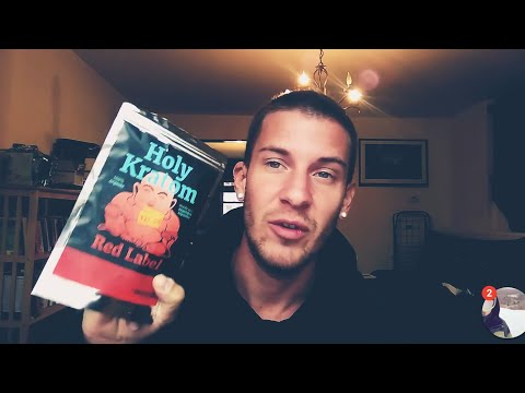 Red Bali Kratom REVIEW. Holy Kratom! CAPSULES. Talking about Krave. Trip to new York ciry