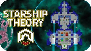 Starship Theory - 5. Shields!! - Let's Play Starship Theory Gameplay