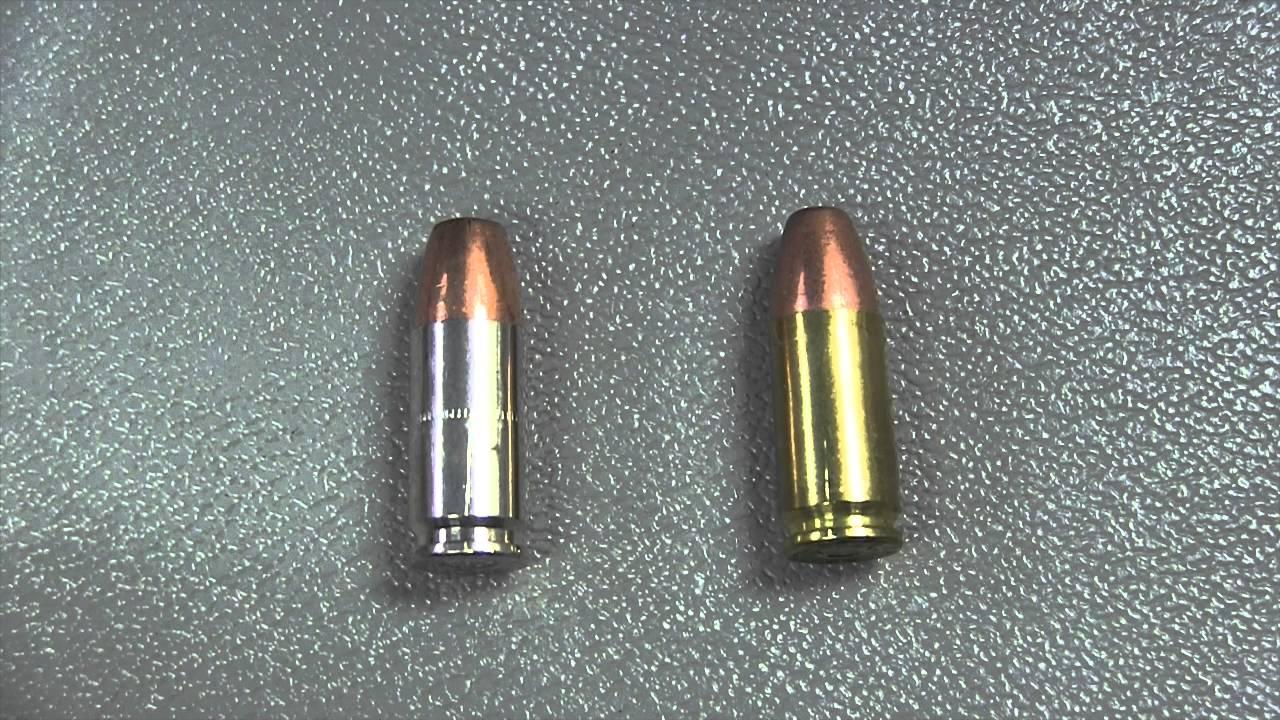 Hollow Point Vs Full Metal Jacket Bullet Dec 24 2015 Youtube