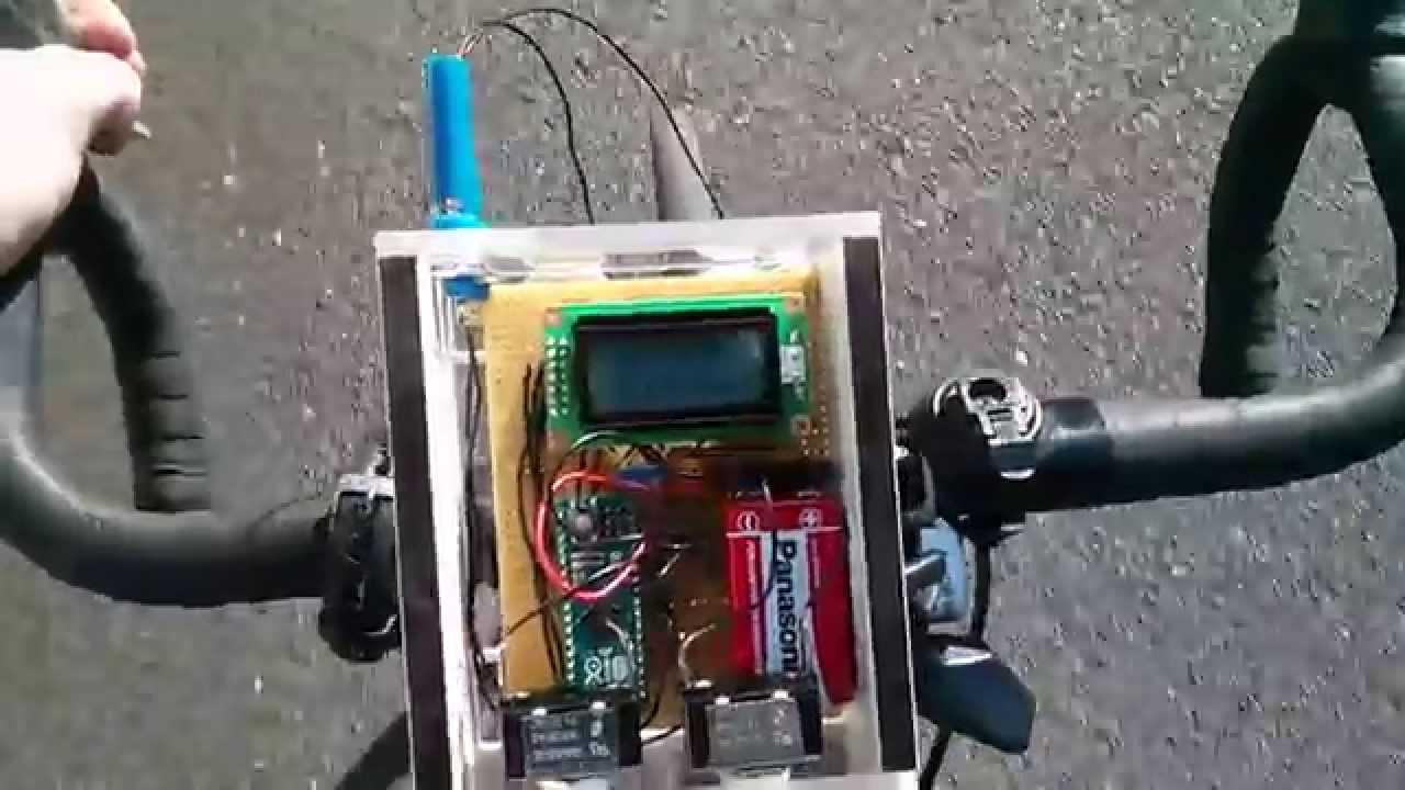 Arduino speedometer youtube
