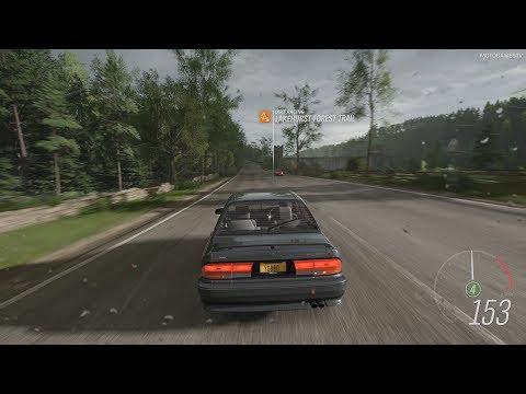 Forza Horizon 4 - 1992 Mitsubishi Galant VR-4 Gameplay [4K]
