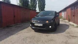 Volkswagen Polo диски  от octavia RS r17 резина 225/45/17