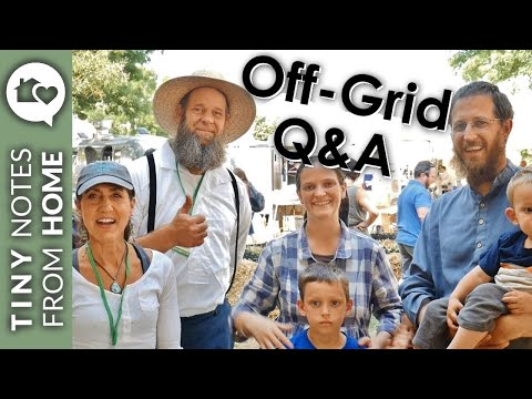 "Doug & Stacy ""OFF GRID"" Interview  //  V.063"