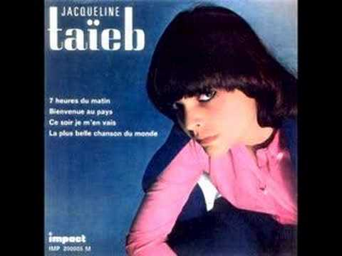 Jacqueline Taieb - Le Coeur au bout des Doigts