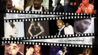 2Pac - Tupac Gangster Westside fuck Bad boys Music