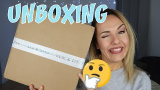 UNBOXING  CLIC AND FIT 13