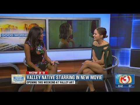 Valley native starring in new movie