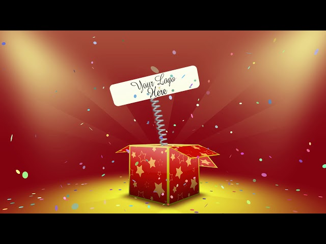 3Dintro.net 340 giftbox - 3Dintro.net - Intro Video