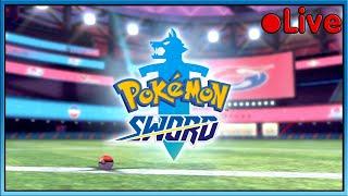 Pokemon Sword - Messing Around - ???? Live