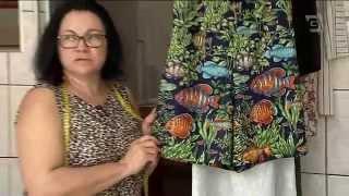Sobras de tecido reaproveitadas são bom negócio
