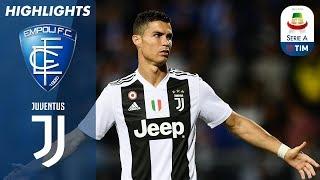 Empoli 1-2 Juventus | Ronaldo Double In Juve Comeback Win | Serie A
